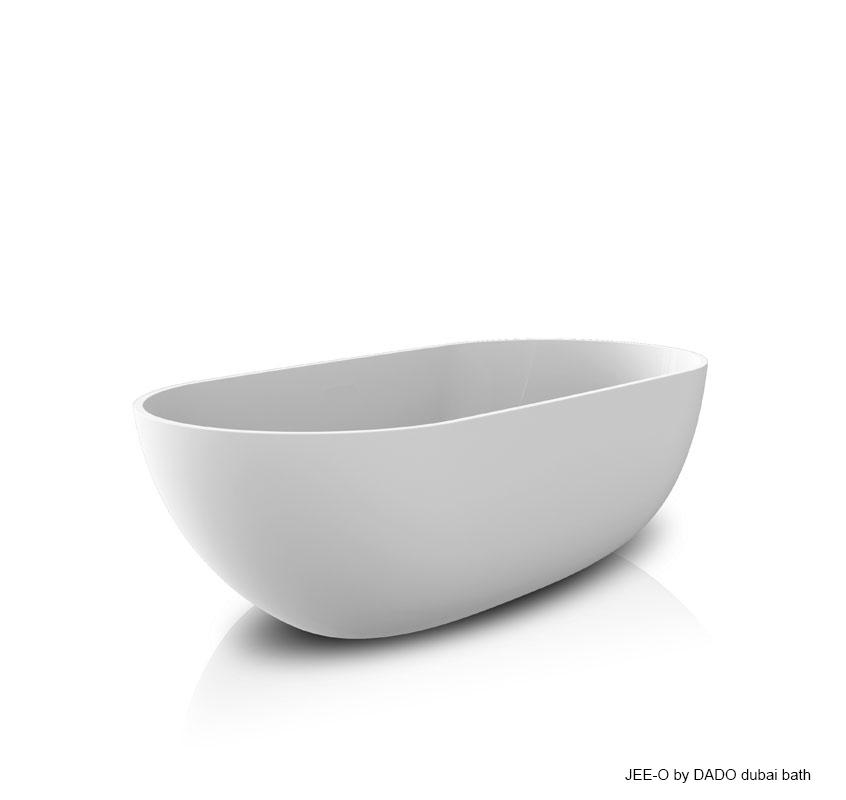 Volně stojící vana JEE-O dubai | bílá nebo černá Image