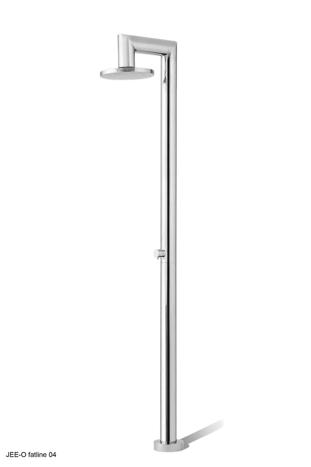 Sprcha JEE-O fatline 04 | broušený nerez Image