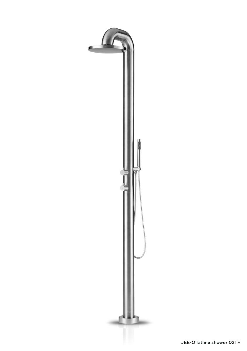 Sprcha JEE-O fatline 02 | broušený nerez Image