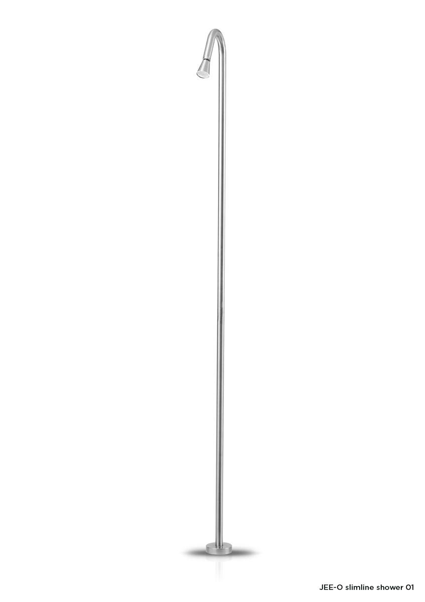 Sprcha JEE-O slimline 01 | broušený nerez Image