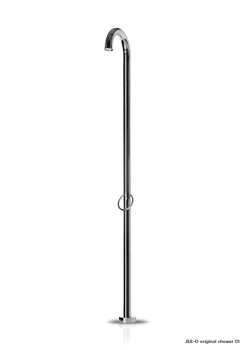 Sprcha JEE-O original 01 | broušený nerez Image