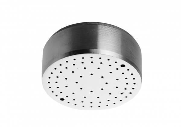 JEE-O original výměnná sprchová hlavice 01 | broušený nerez Image