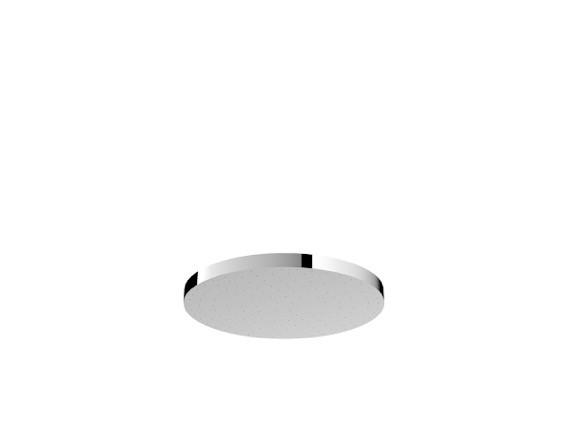 Sprchová hlavice JEE-O slimline | broušený nerez Image