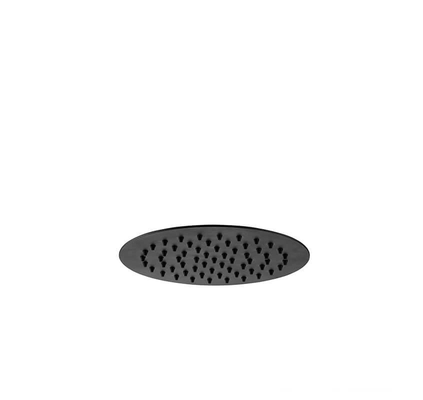 Sprchová hlavice JEE-O slimline | černý matný nerez Image